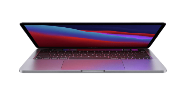Новый Apple MacBook Pro 13 с процессором M1