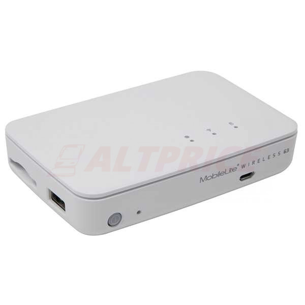 Карт ридер Kingston MobileLite Wireless Flash Reader G3 MLWGER фото 1 — ALTPRICE.RU
